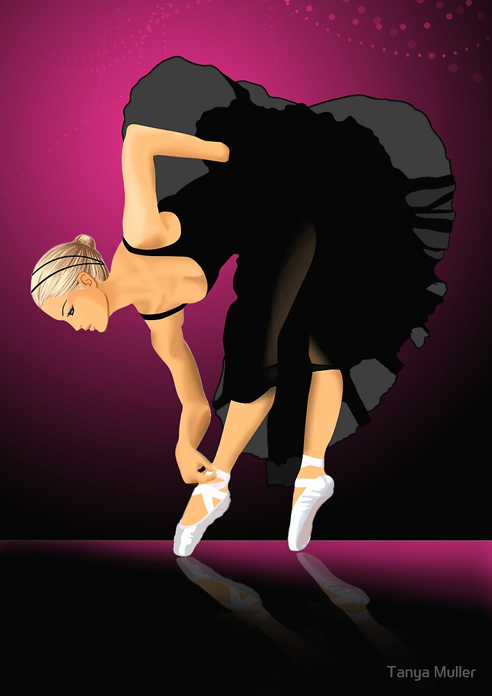 Ballarina by Tanya Muller