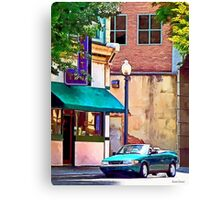 Roanoke Va - On Salem Avenue Canvas Print