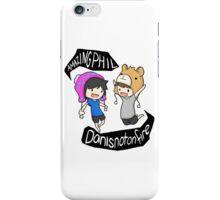 Danisnotonfire and Amazingphil! iPhone Case/Skin