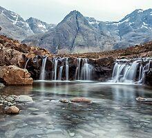 fairy pools,isle of skye by derekbelljack