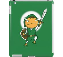 The Hero of Another World iPad Case/Skin