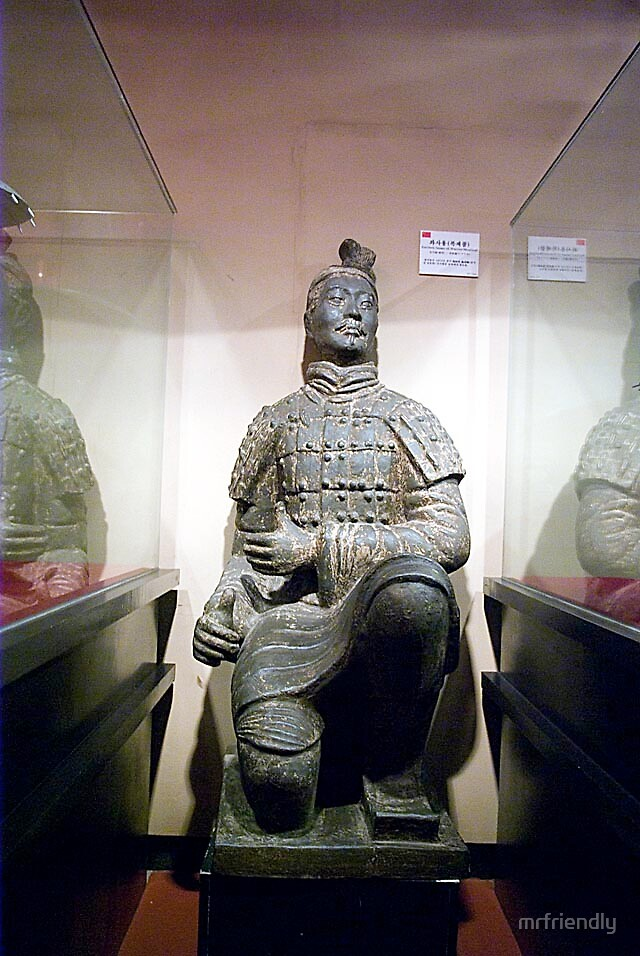 Warrior God by mrfriendly