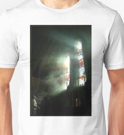 morning meditation ~ Holy Trinity Dubbo T-Shirt