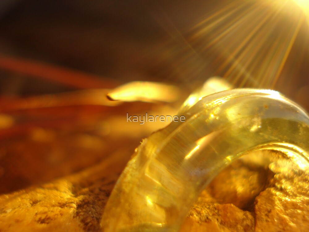 broken glass by kaylarenee