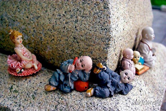 Monks by mrfriendly