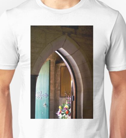 open the doors to your heart T-Shirt