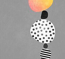 Find your balance by Elisabeth Fredriksson