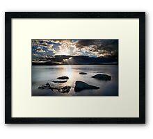 Luss Framed Print