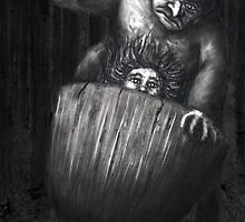 Baba Yaga by TarynJaglowski