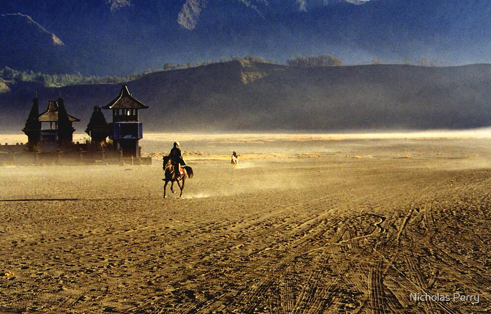 Horseman by Nicholas Perry