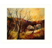 Autumn 561007 Art Print