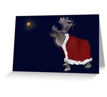 Three Kings: Caspar Greeting Card