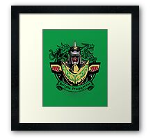 Battalia Dracozordus Framed Print
