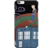 Meeting in the Colors iPhone Case/Skin