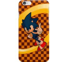 Sonic 1 Ring iPhone Case/Skin