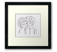 Belle Époque Framed Print