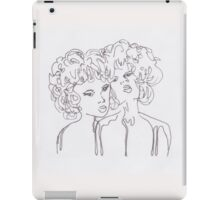 Belle Époque iPad Case/Skin