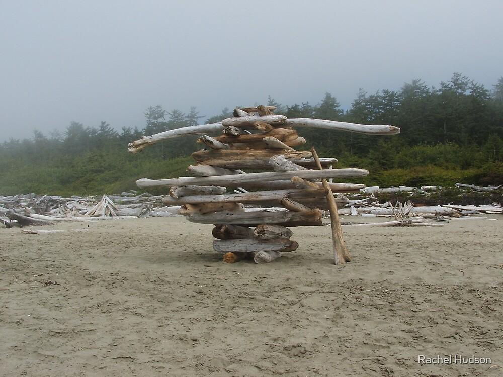 Bohemian Beach Sculpture by Rachel Hudson