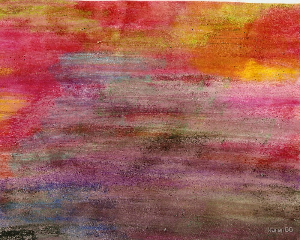 Abstract Color by karen66