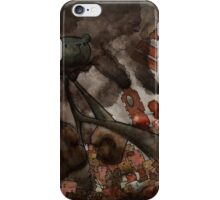 Ganglo: As above so below iPhone Case/Skin