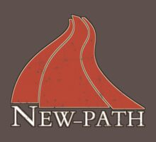 New Path Logo from A Scanner Darkly Kids Clothes