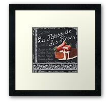 La Patisserie des Reves Framed Print