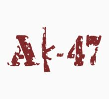 AK-47 Kids Clothes