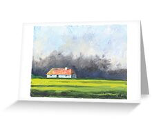 Bective Cottage Greeting Card