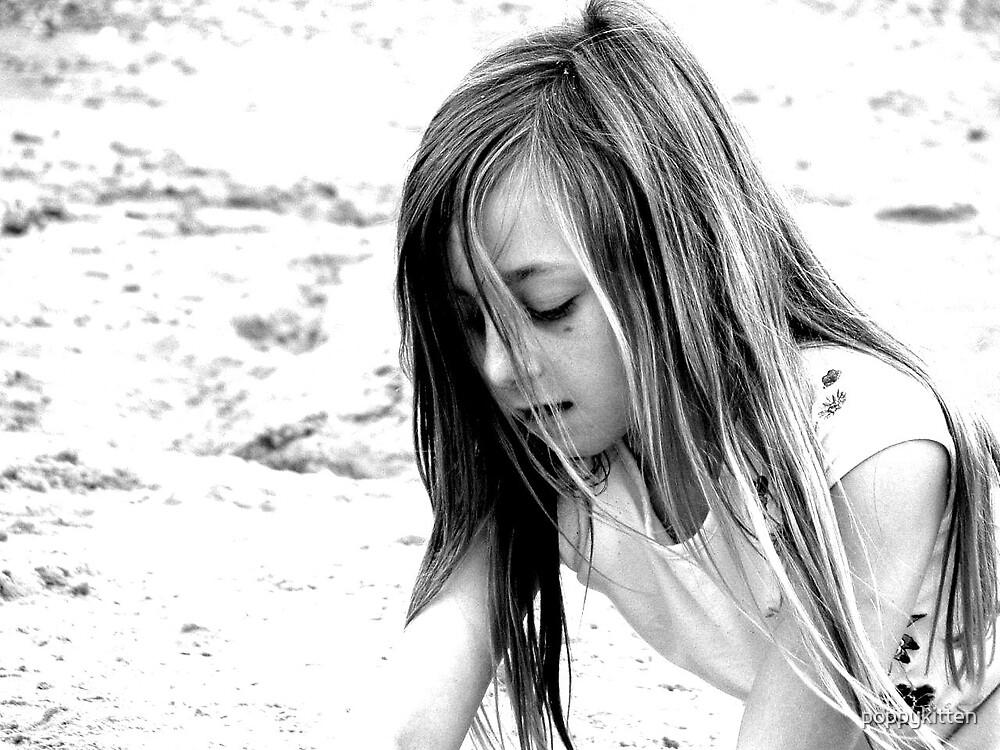 Sandcastles by poppykitten