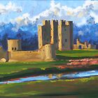 Trim Castle by James Kelliher