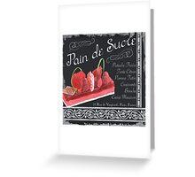 Pan de Sucre Greeting Card