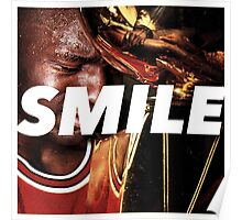 MJ Rings / Smile Design 2014 Poster