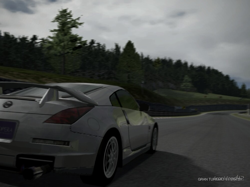 Nissan 350Z by IronHead42