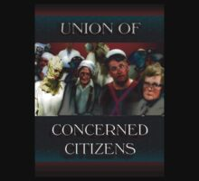 League of Concerned Citizens by Stephen Jackson