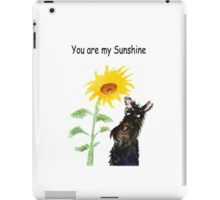 Scottie Dog 'You are my Sunshine' iPad Case/Skin