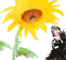 Scottie Dog 'You are my Sunshine' Sticker