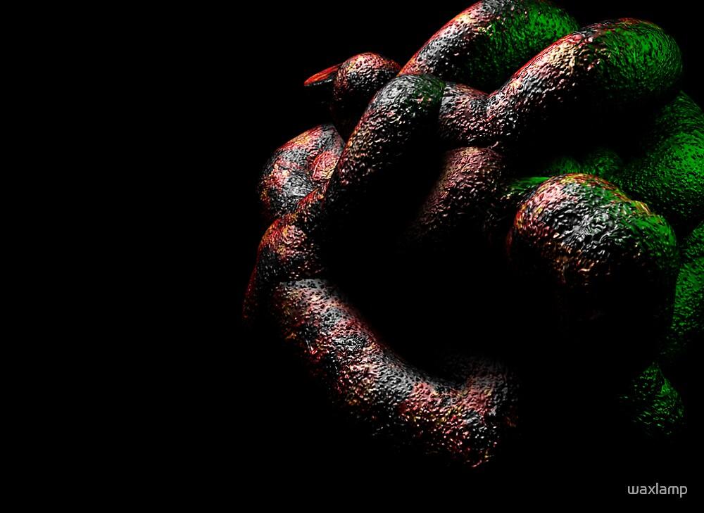 Alien Brain by waxlamp