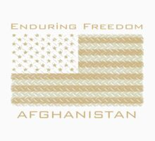 Enduring Freedom Afghanistan Kids Clothes