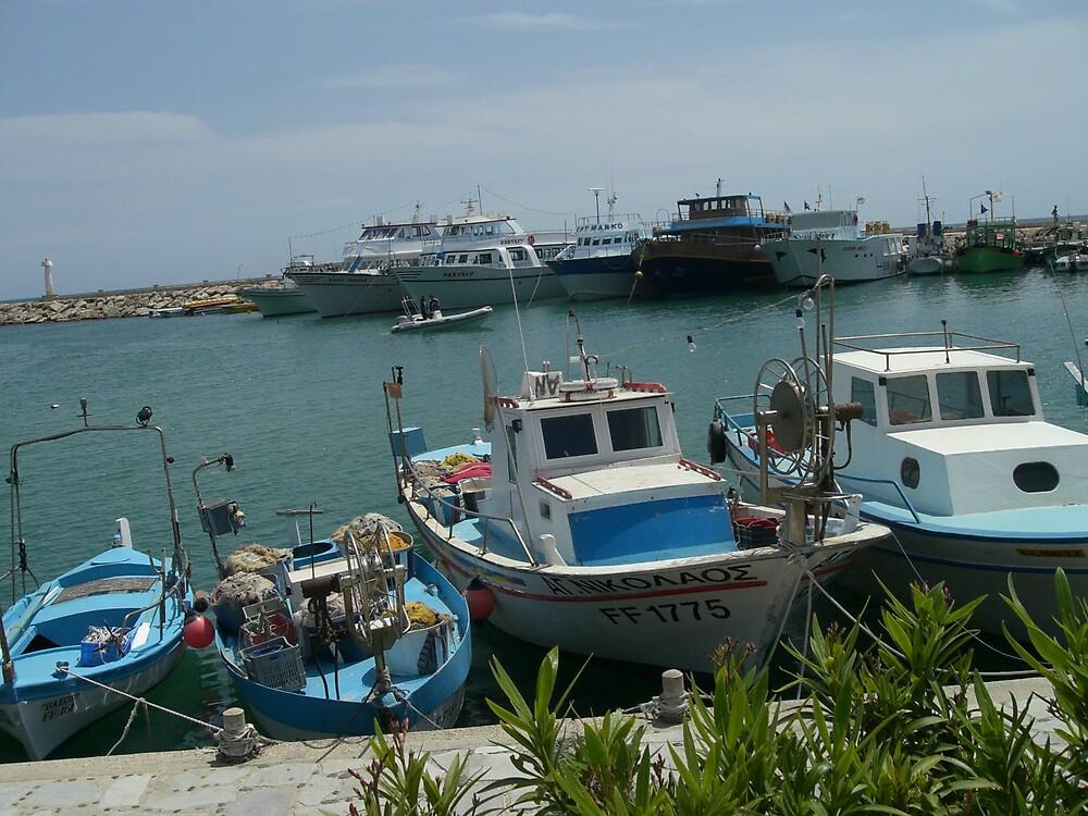 Cyprus by Danielle Murdoch