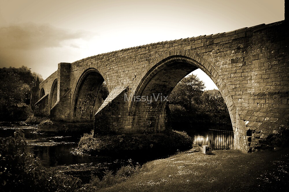 Stirling Bridge by MissyVix