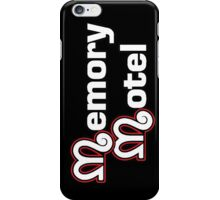 Memory Motel iPhone Case/Skin