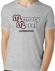 Memory Motel Mens V-Neck T-Shirt