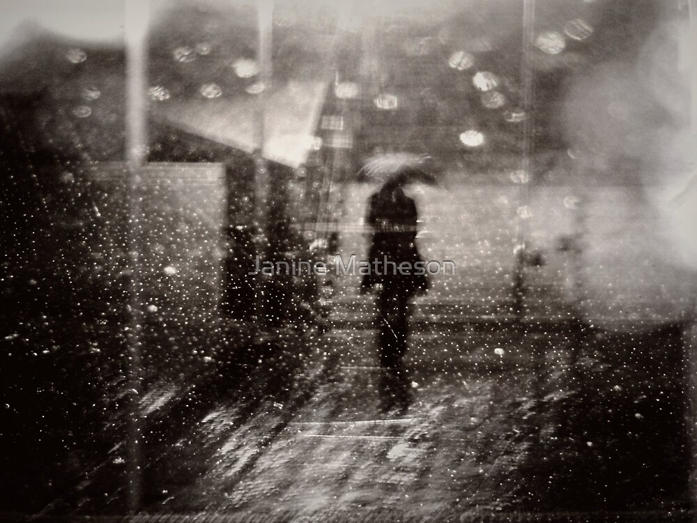 alone by Janine Matheson