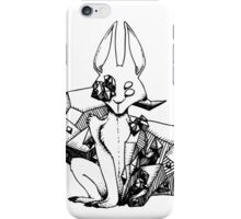 Polygon Critter iPhone Case/Skin