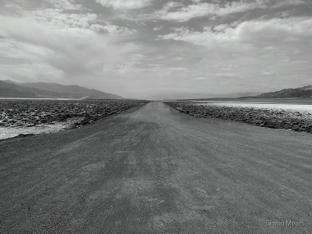 Nobody's Kiddin' no-one 'bout where the highway goes... by Simon Mears