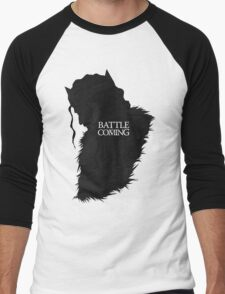 The Battle is Coming Men's Baseball ¾ T-Shirt