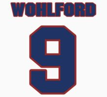National football player Steve Weatherford jersey 9 by imsport