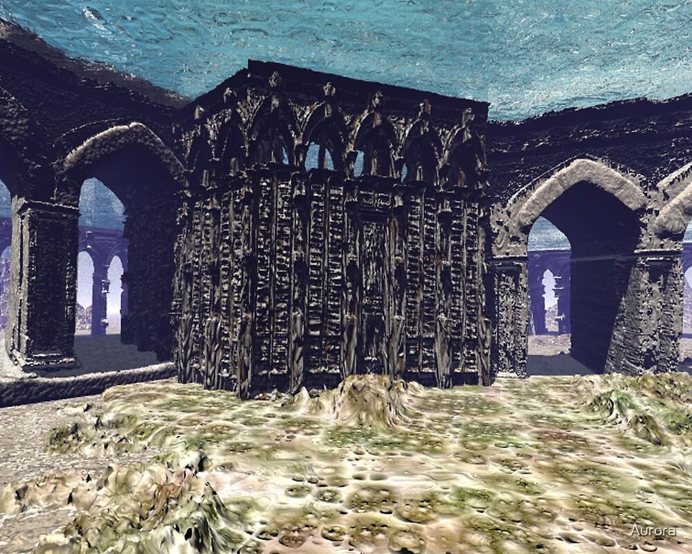 ancient ruins 3 by Aurora