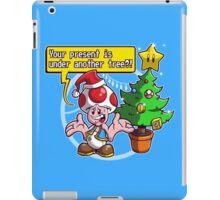 Under Another Tree iPad Case/Skin