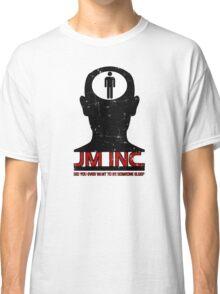 JM Inc. from Being John Malkovich Classic T-Shirt
